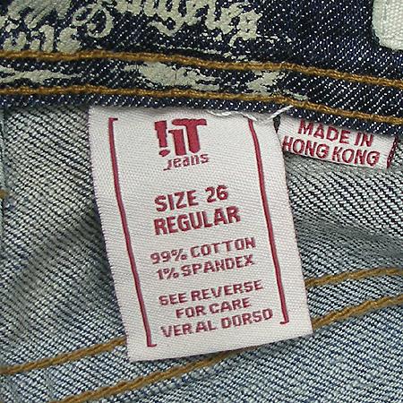 !IT Jeans(아이티진) 청바지
