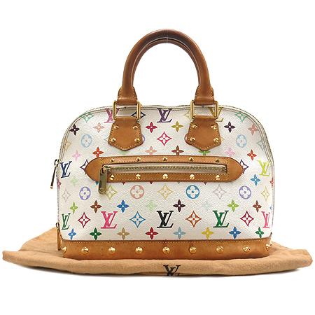 Louis Vuitton(���̺���) M92647 ���� ��Ƽ �÷� ȭ��Ʈ �˸� ��Ʈ��