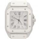Cartier(까르띠에) W20122U2 산토스100 주년기념 오토매틱 시계  [대전본점]