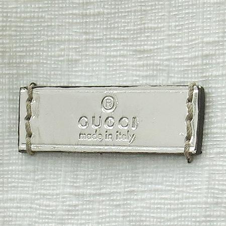 Gucci(구찌) 189896 GG로고 PVC 바겟 토트백