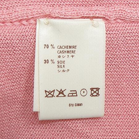 Louis Vuitton(루이비통) 캐시미어 실크 혼방 반팔 니트