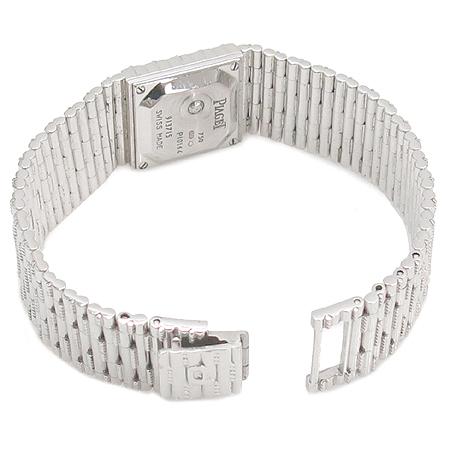 PIAGET(피아제) P10164 Traditional 다이아 사파이어인덱스 18K(750) 금통 여성용 시계