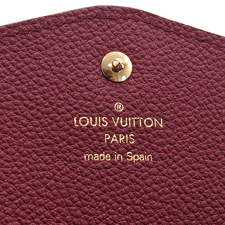 Louis Vuitton(루이비통) M60341 모노그램 앙프렝뜨 큐리어스 장지갑 [잠실점]