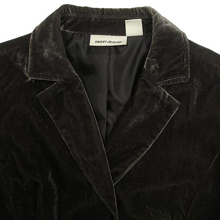 DKNY(도나카란) 스웨이드 자켓