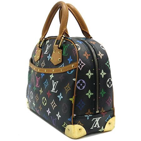 Louis Vuitton(루이비통) M92662 모노그램 멀티 블랙 트루빌 토트백 이미지2 - 고이비토 중고명품
