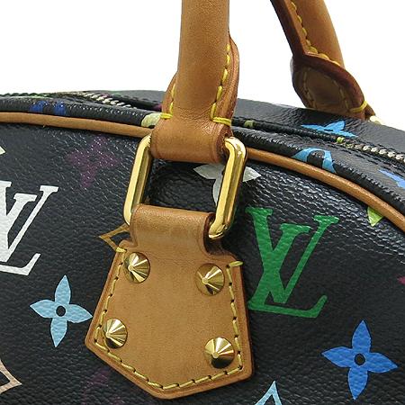 Louis Vuitton(루이비통) M92662 모노그램 멀티 블랙 트루빌 토트백