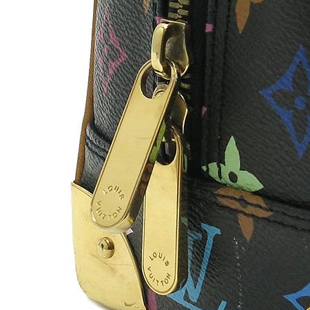 Louis Vuitton(루이비통) M92662 모노그램 멀티 블랙 트루빌 토트백 이미지4 - 고이비토 중고명품