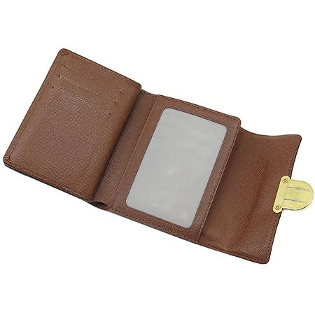 Louis Vuitton(루이비통) M58013 모노그램 캔버스 코알라 반지갑 이미지3 - 고이비토 중고명품