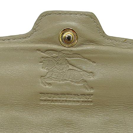 Burberry(버버리) 프로섬 자물쇠 장식 퀼팅 레더 장지갑