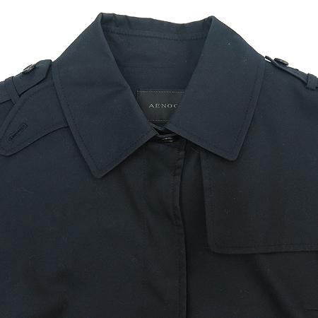 AENOC(에녹) 코트 (허리끈 SET)