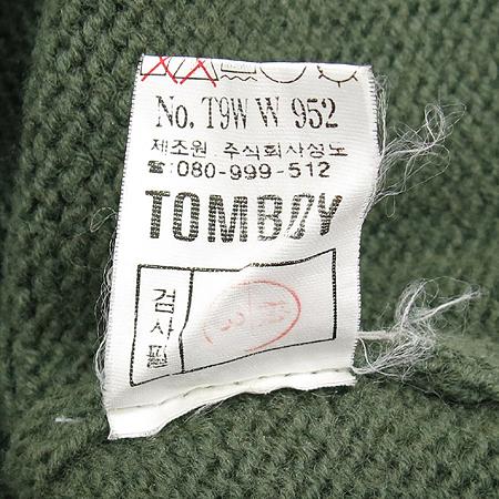 TOMBOY(톰보이) 민소매 니트