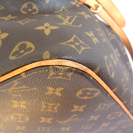 Louis Vuitton(���̺���)  M40146 ���׷� ĵ���� �ȷ��� GM 2WAY [�ϻ����]