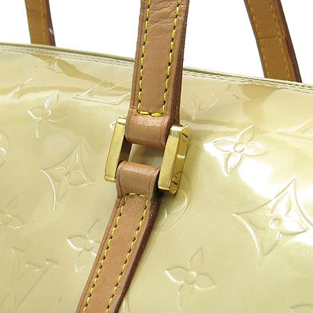 Louis Vuitton(루이비통) M91123 모노그램 베르니 베이지 베드포드 원통 토트백[인천점]