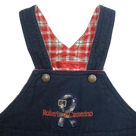 Roberta di Camerino(로베르타 디 까메리노) 아동용 멜빵 바지