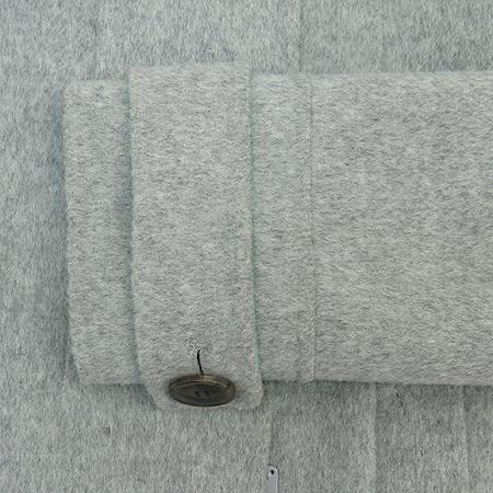 ENC(이엔씨) 앙고라 혼방 후드 숏 코트