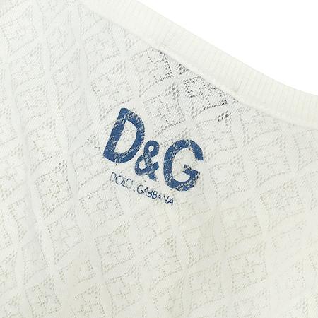 D&G(돌체&가바나) 끈 나시