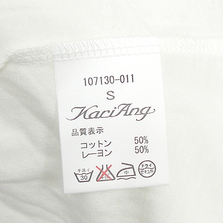 KARI ANG(ī����) Ƽ (MADE IN JAPAN)