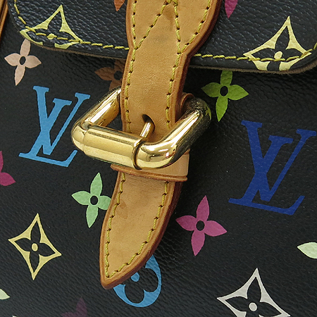 Louis Vuitton(루이비통) M40095 모노그램 멀티 컬러 블랙 오렐리아 MM 숄더백 [강남본점] 이미지5 - 고이비토 중고명품