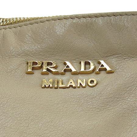 Prada(프라다) BR4281 SOFT CALF 베이지 레더 2WAY [명동매장]