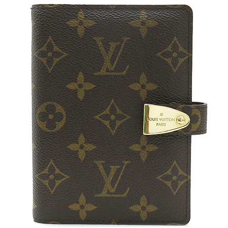 Louis Vuitton(루이비통) R21029 모노그램 캔버스 파트네르 아젠다 다이어리 커버