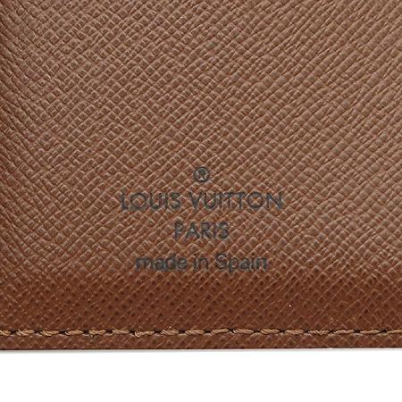 Louis Vuitton(루이비통) R21029 모노그램 캔버스 파트네르 아젠다 다이어리 커버 이미지4 - 고이비토 중고명품