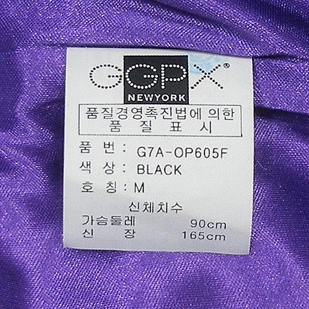 GGPX(지지피엑스) 반팔 원피스