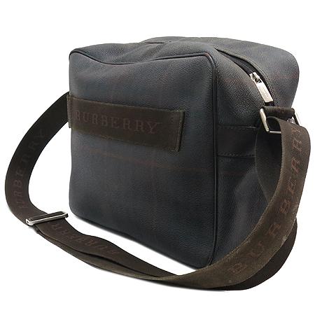 Burberry(버버리) 로고 PVC 원 포켓 크로스백