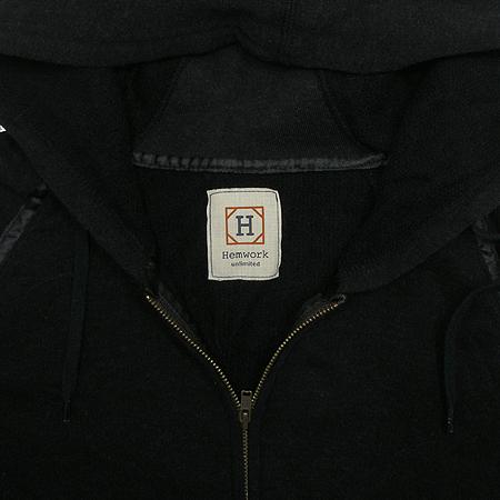 Hemwork Unlimited(헴워크) 후드 집업 가디건 (MADE IN JAPAN)