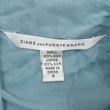 DIANE von FURSRENBERG(다이앤 본 퍼스텐버그) 실크 민소매 브라우스