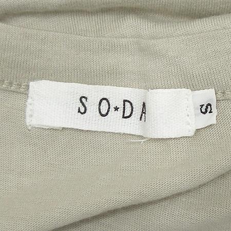 SODA(소다) 나시 원피스