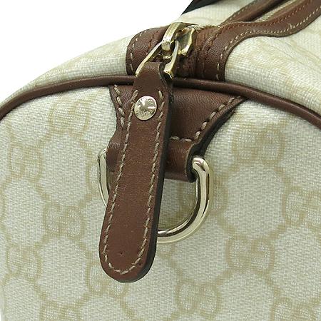 Gucci(구찌) 193603 GG 로고 PVC 보스톤 토트백 [명동매장]