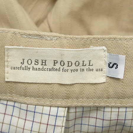 JOSH PODOLL 바지 (MADE IN U.S.A)