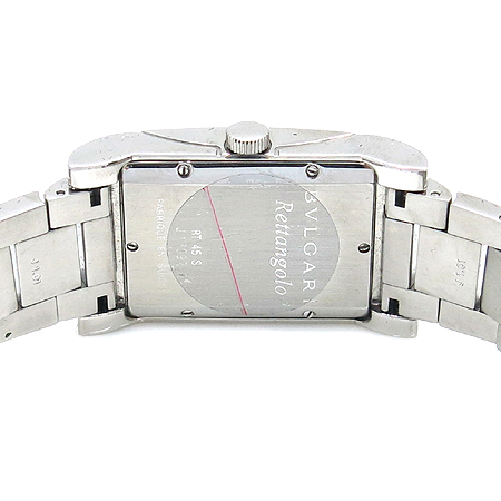 Bvlgari(불가리) RT45S RETTANGOLO(레탕골로) 오토메틱 남성용 스틸 시계