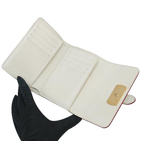 Louis Vuitton(루이비통)  M95854 수할리 레더 화이트 르 송튜 월릿 중지갑