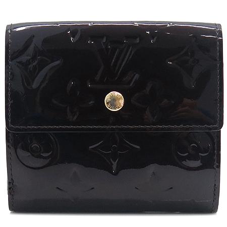 Louis Vuitton(루이비통) M91982 모노그램 베르니 아마랑뜨 엘리스 반지갑
