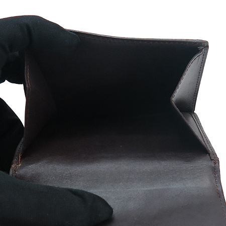 Louis Vuitton(루이비통) M91982 모노그램 베르니 아마랑뜨 엘리스 반지갑 이미지5 - 고이비토 중고명품