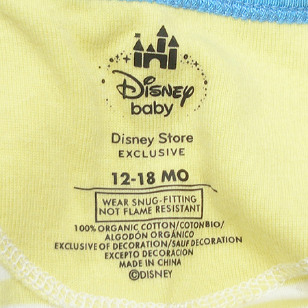 Disney Store(디즈니 스토어) 아동용 점프슈트