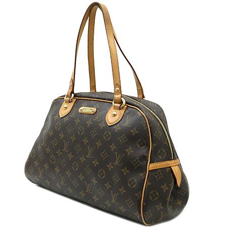 Louis Vuitton(루이비통) M95566 모노그램 캔버스 몽트로고이 GM 숄더백 이미지3 - 고이비토 중고명품