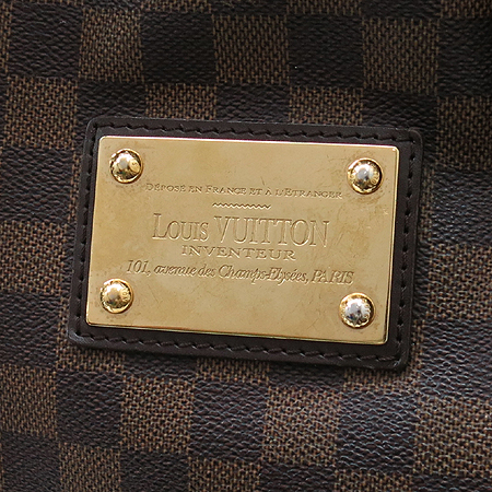 Louis Vuitton(루이비통) N51204 다미에 에벤 캔버스 햄스테드 MM 숄더백