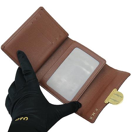 Louis Vuitton(루이비통) M60211 모노그램 캔버스 조이 월릿 중지갑 [강남본점] 이미지6 - 고이비토 중고명품