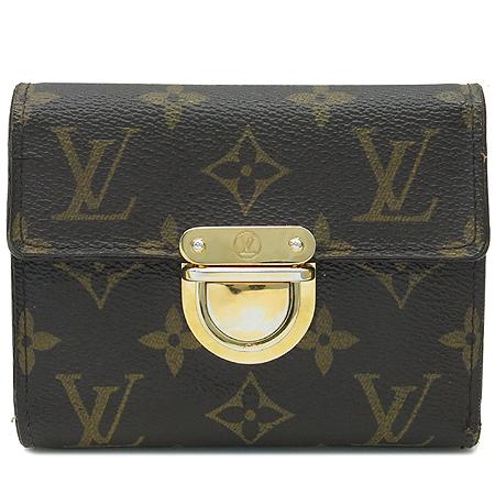 Louis Vuitton(루이비통) M60211 모노그램 캔버스 조이 월릿 중지갑 [강남본점]