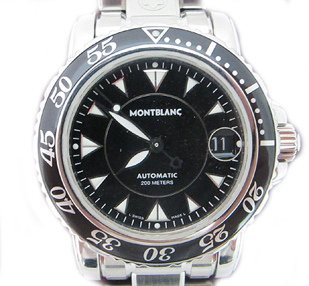 Montblanc(몽블랑) 03275 스포츠 라인 오토매틱 남성용 시계 [분당매장]