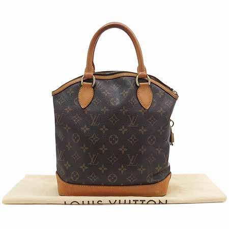 Louis Vuitton(루이비통) M40102 모노그램 캔버스 락킷 토트백 이미지2 - 고이비토 중고명품