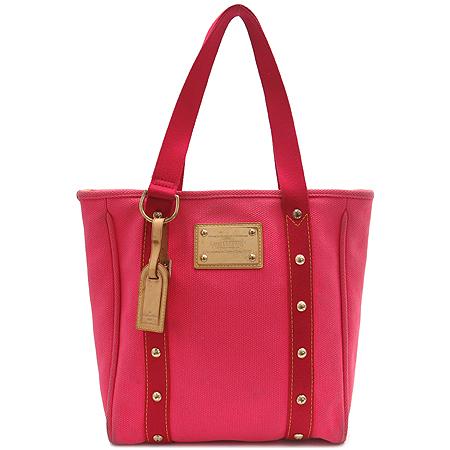 Louis Vuitton(루이비통) M40085 안티구아 로즈 카바스 MM 토트 겸 숄더백