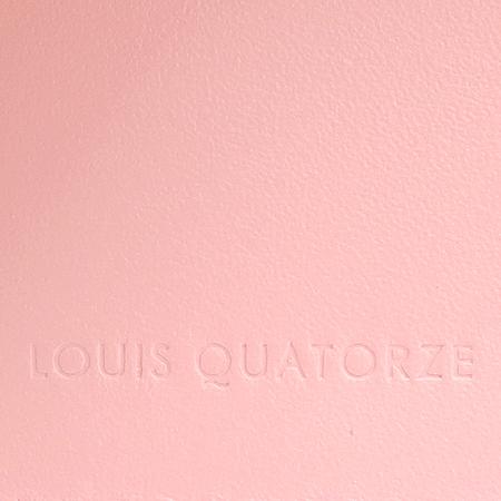 Louis_Quatorze(루이까또즈) 금장로고 페이던트 반지갑 이미지4 - 고이비토 중고명품