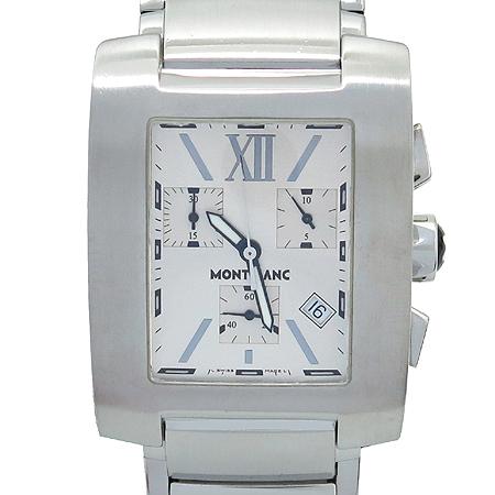 Montblanc(몽블랑) 07134 PROFILE 크로노그래프 스틸 남성용 시계 [명동매장]