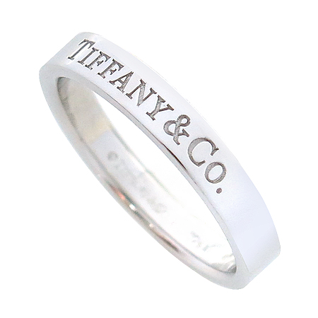 Tiffany(Ƽ�Ĵ�) 23778068 PT950(�÷�Ƽ��) 3MM TIFFANY&CO �̴ϼ� ����-12ȣ [�λ꺻��]