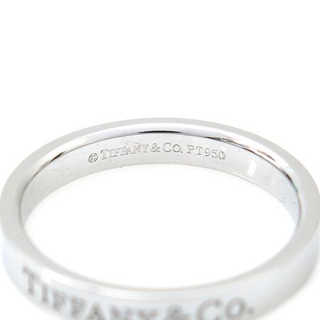 Tiffany(티파니) 23778068 PT950(플레티늄) 3MM TIFFANY&CO 이니셜 반지-12호 [부산센텀본점]