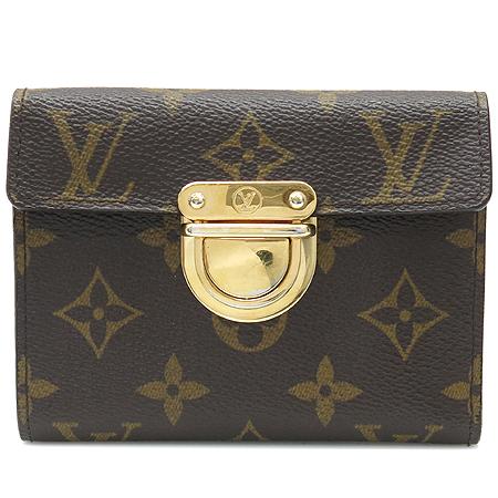Louis Vuitton(���̺���) M60003 ���� ĵ���� �ھ˶� ī�� Ȧ�� ������