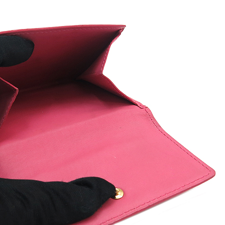 Louis Vuitton(루이비통) M9139F 모노그램 베르니 엘리스 월릿 반지갑 [강남본점] 이미지4 - 고이비토 중고명품